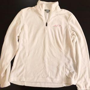 NWOT Whistler Blackcomb Fleece 1/4 Zip Sweater M